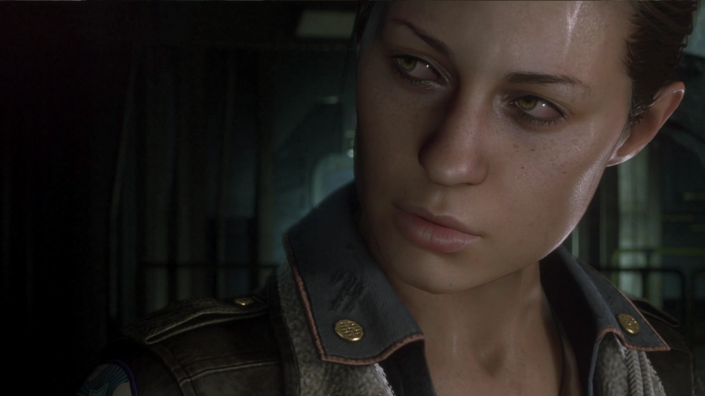 Alien: Isolation Amanda Ripley