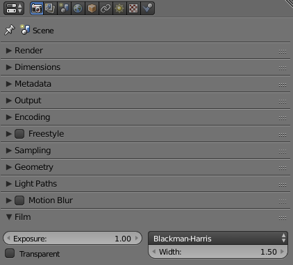 Blender Alphachannel Cycles