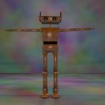 Robot, später Hurby
