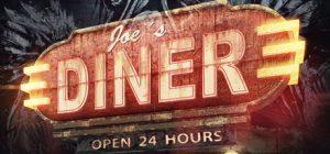 joe's diner steam logo