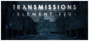 transmissions; element 120 steam logo