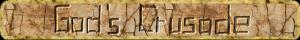 Gods Crusade Logo