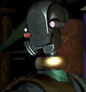 Zwielichtiger Droide - 8t88 - Star Wars Jedi Knight: Dark Forces II