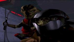 Die Zwillinge Gorc und Pic - Star Wars Jedi Knight: Dark Forces II