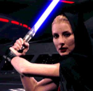 Handlangerin von Jarec- Sarris - Star Wars Jedi Knight: Dark Forces II