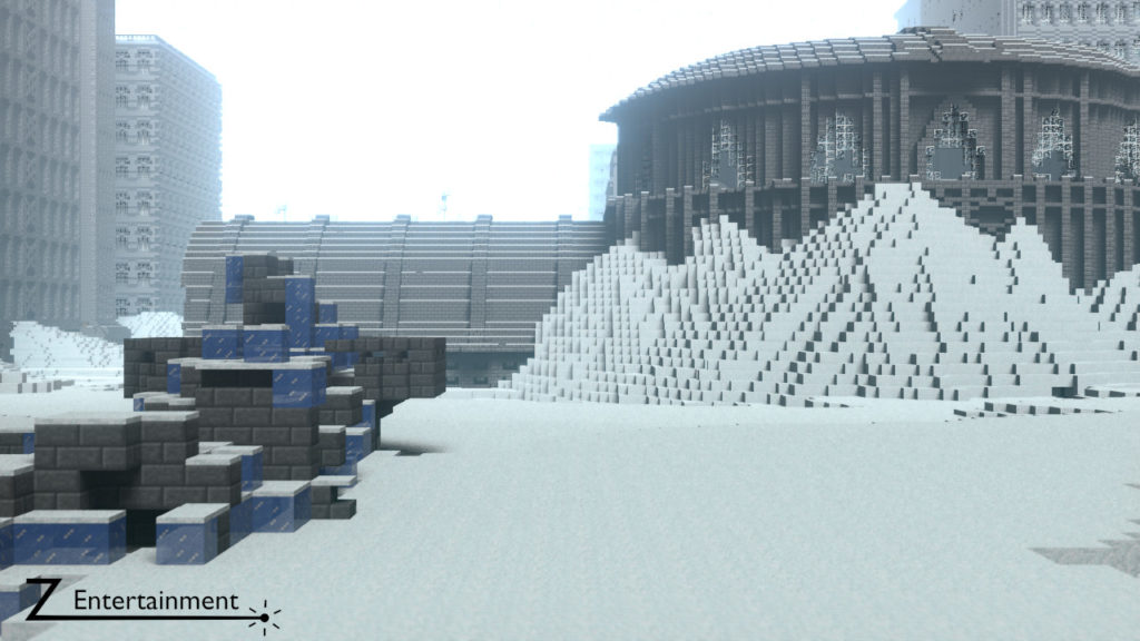 Blender Minecraft Animation RedBlueAlex99 Blender Internal