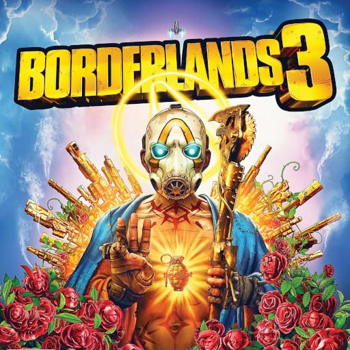 Borderlands 3 Offizielles Logo