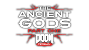 Doom Eternal The Ancient GOds Part One Logo