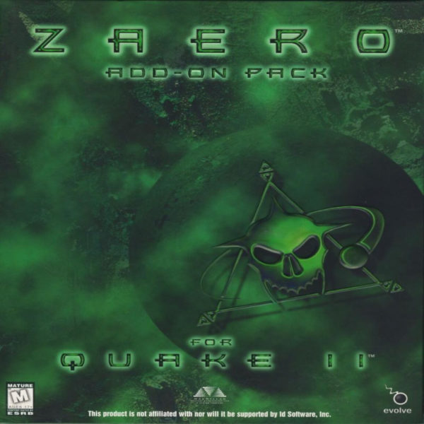 Quake 2 Zaero