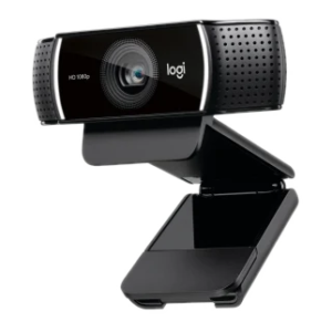 Logitech C922 Pro Streaming Webcam, Schwarz